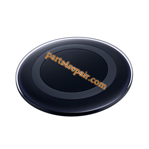QI Wireless Charging Pad OEM for Samsung Galaxy S6 / S6 Edge -Black