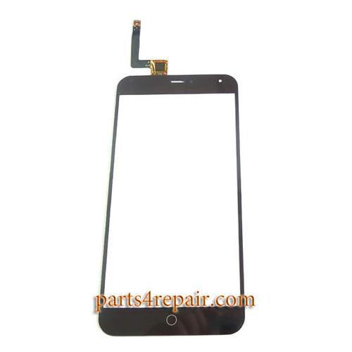 Touch Screen Digitizer for Meizu M1 Note -Black