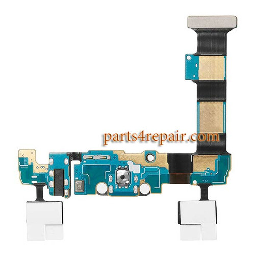 Dock Charging PCB Board for Samsung Galaxy S6 Edge + G928F