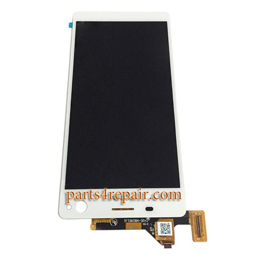 Complete Screen Assembly for Sony Xperia C4 from www.parts4repair.com