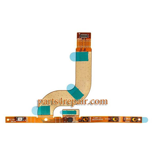 Side Key Flex Cable for Sony Xperia M5 from www.parts4repair.com