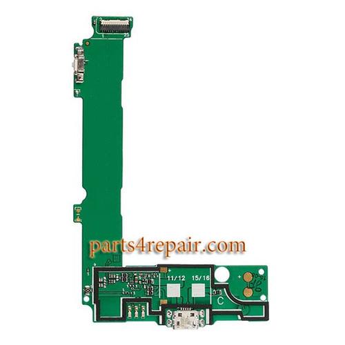 Dock Charging PCB Board for Microsoft Lumia 535