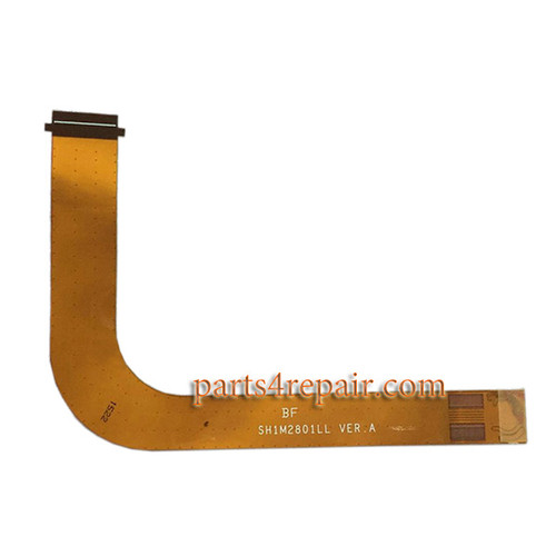 LCD Connector Flex Cable for Huawei Mediapad M2 from www.parts4repair.com