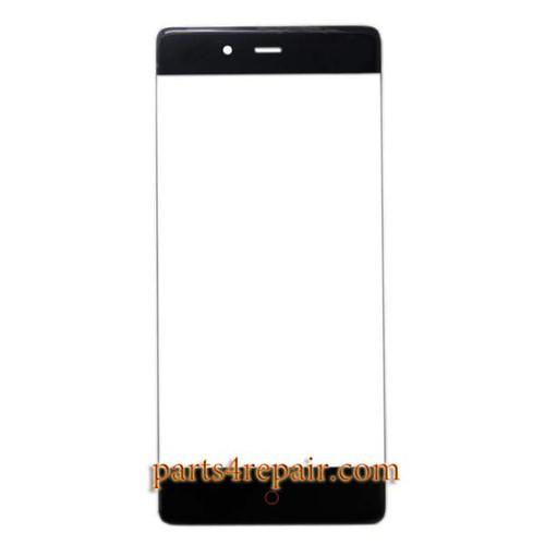 Front Glass for ZTE Nubia Z9 NX508J -Black