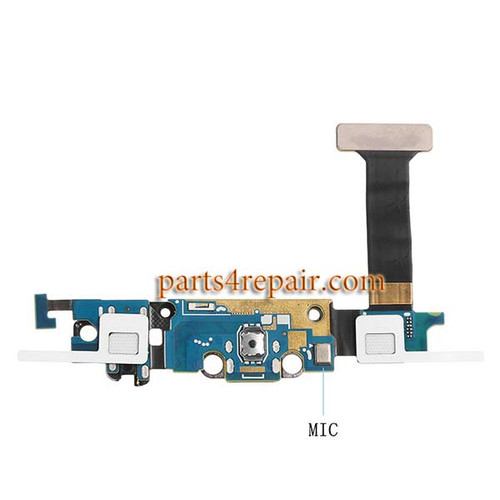 Dock Charging Flex Cable for Samsung Galaxy S6 Edge G925A