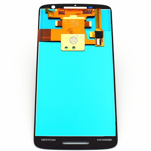 """Complete Screen Assembly for Motorola Moto X Play 5.5"""" -White"""