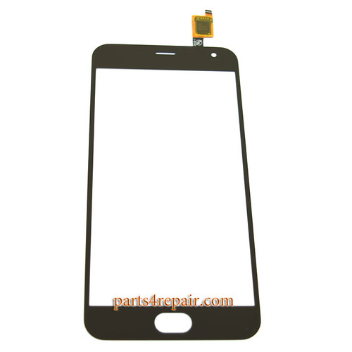 Touch Screen Digitizer for Meizu M2 from www.parts4repair.com