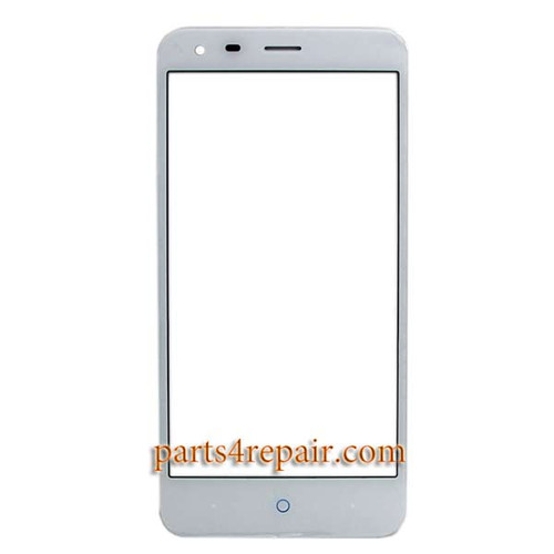 Front Glass for ZTE Blade S6 Plus (Q7) from www.parts4repair.com