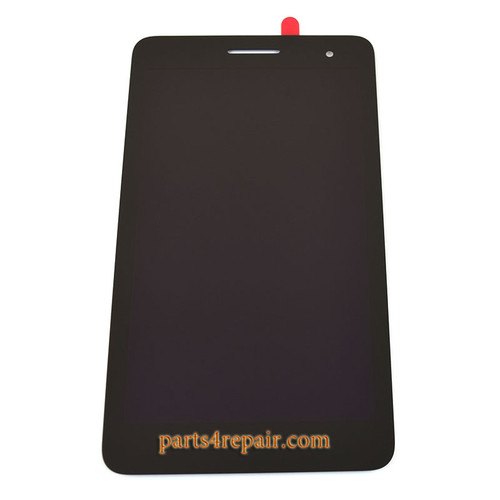 Complete Screen Assembly for Huawei MediaPad T1 7.0 T1-701 from www.parts4repair.com