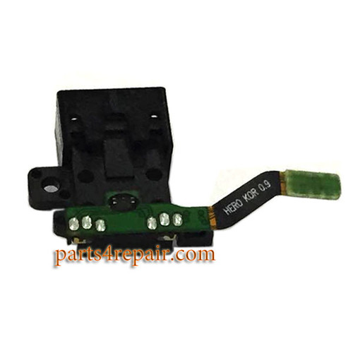 Earphone Jack Flex Cable for Samsung Galaxy S7 Edge from www.parts4repair.com