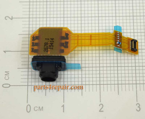 Earphone Jack Flex Cable for Sony Xperia Z5 Premium