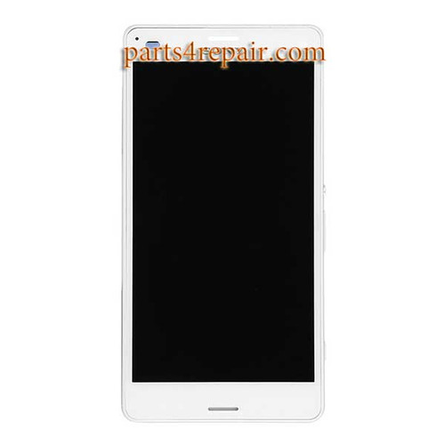 Sony Xperia Z3 mini Complete Screen Assembly
