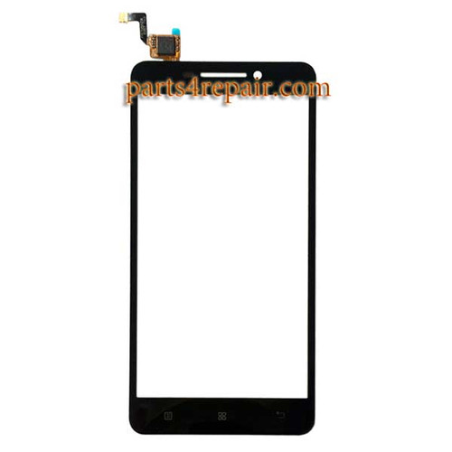 Touch Screen Digitizer for Lenovo A5000 - Black