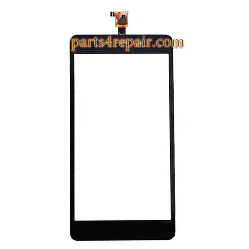 Touch Screen Digitizer for Wiko Pulp Fab 4G from www.parts4repair.com