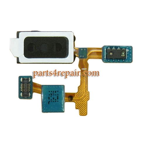 Earpiece Speaker Flex Cable for Samsung Galaxy A9 (2016) from www.parts4repair.com