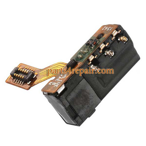 Earphone Jack Flex Cable for Huawei P9