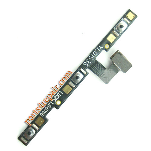 Side Key Flex Cable for Meizu Pro 5 from www.parts4repair.com