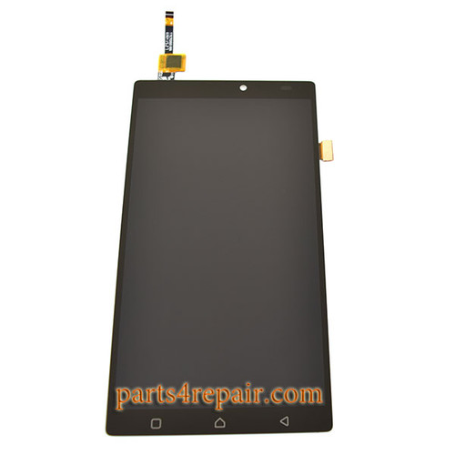 Complete Screen Assembly for Lenovo Vibe K4 Note from www.parts4repair.com
