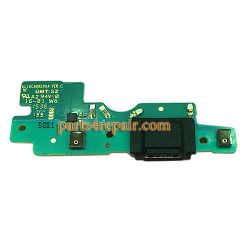 Dock Charging PCB Board for Huawei Mate S from www.parts4repair.com