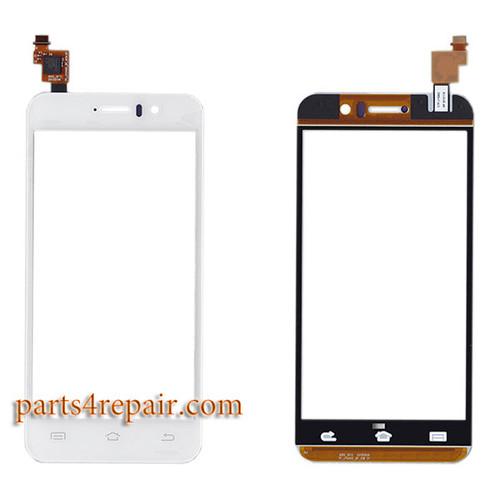 Touch Screen Digitizer for JiaYu G5 -White