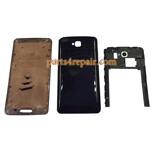 Full Housing Cover for LG G Pro Lite Dual D686 from www.parts4repair.com