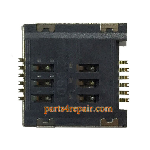 SIM Connector for LG L70 D320