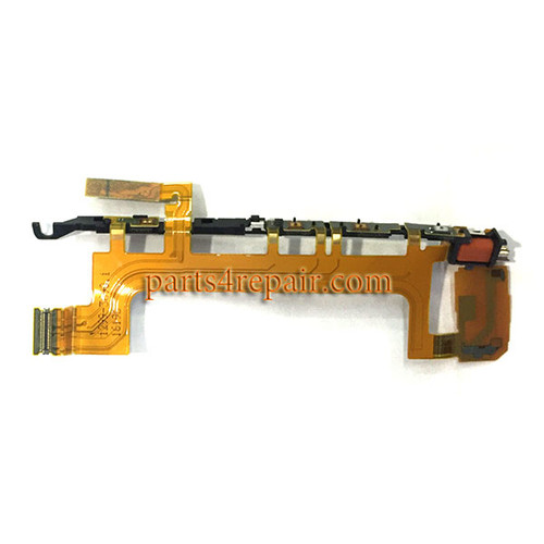 Side Key Flex Cable for Sony Xperia X Performance