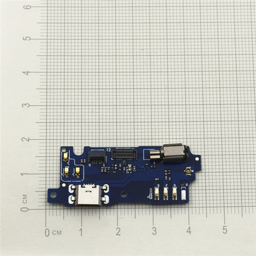 Dock Charging PCB Board for Meizu M3 from www.parts4repair.com