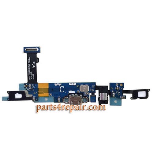Dock Charging Flex Cable for Samsung Galaxy C7 C7000
