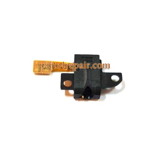 Earphone Jack Flex Cable for Samsung Galaxy J1