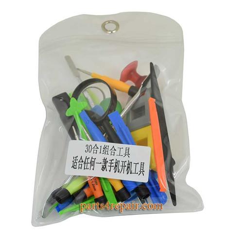 30 in 1 Repair Opening Tool Kit for All Smartphones