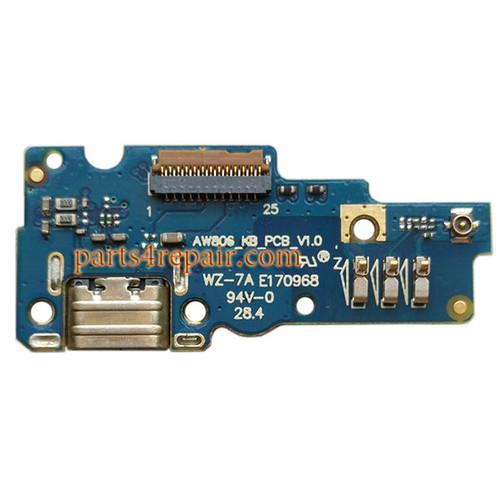 Dock Charging PCB Board for Asus Zenfone Go ZC500TG