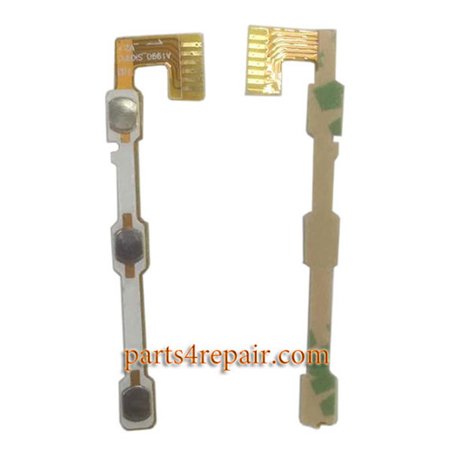 Side Key Flex Cable for Lenovo Tab 2 A7-30 from www.parts4repair.com