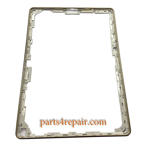 Front Bezel for Samsung Galaxy Tab S 10.5 T805 3G -Gold