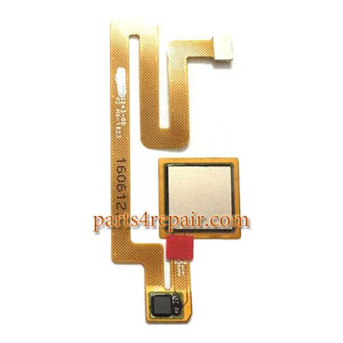 Fingerprint Sensor Flex Cable for Xiaomi Mi Max from www.parts4repair.com