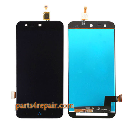 Complete Screen Assembly for ZTE Blade X5 from www.parts4repair.com