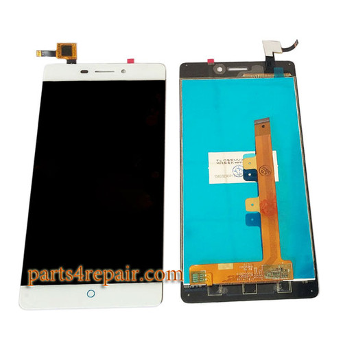 Complete Screen Assembly for ZTE Blade X9 from www.parts4repair.com