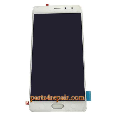 Complete Screen Assembly for Xiaomi Redmi Pro -White