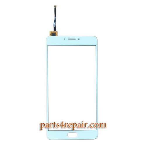 Touch Screen Digitizer for Meizu m3 Max from www.parts4repair.com