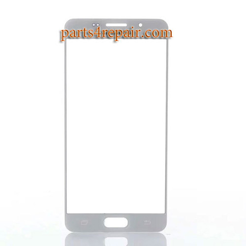 Front Glass OEM for Samsung Galaxy A3 (2016) All Versions -White
