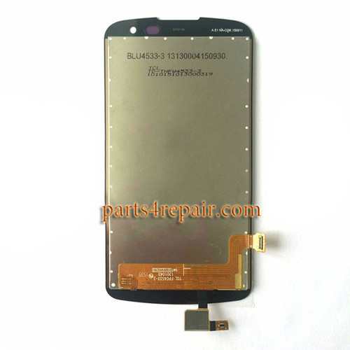 LG K4 K130 LCD Screen and Digitizer Assembly