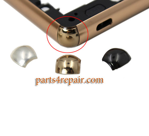 Corner Cap for Sony Xperia Z3+