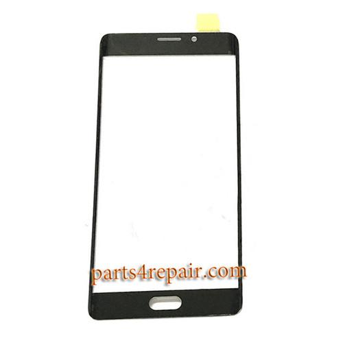 Front Glass for Xiaomi Mi Note 2 -Black