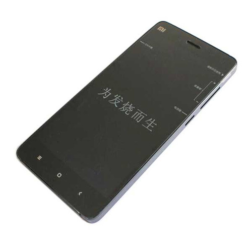 Complete Screen Assembly with Bezel for Xiaomi MI 4 -Black