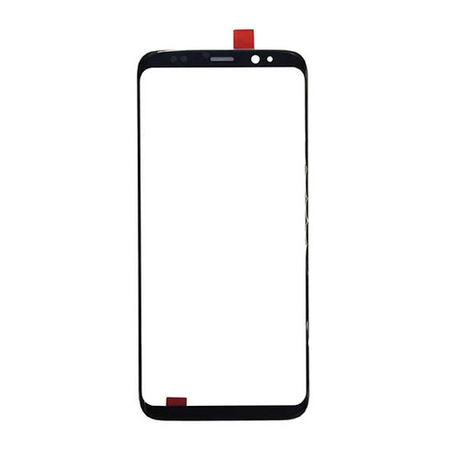 Front Glass for Samsung Galaxy S8+ -Black