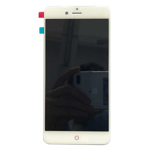 Complete Screen Assembly for ZTE Nubia Z11 mini S NX549J from www.parts4repair.com