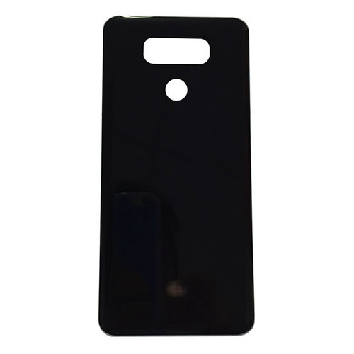 LG G6 black Back Glass Cover from www.parts4repair.com