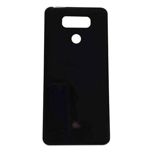 Back Glass Cover for LG G6 - Black
