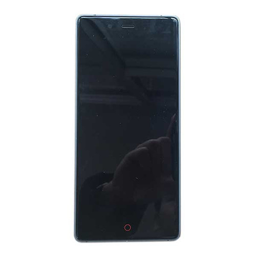 Complete Screen Assembly with Bezel for ZTE Nubia Z9 NX508J -Black