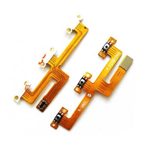 Side Key Flex Cable for Motorola Moto Z XT1650 from www.parts4repair.com